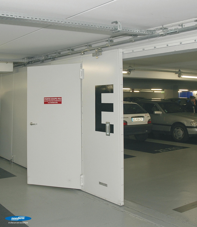 Portes coupe feu automatisme maintenanceautomatisme - Porte coupe feu coulissante automatique ...