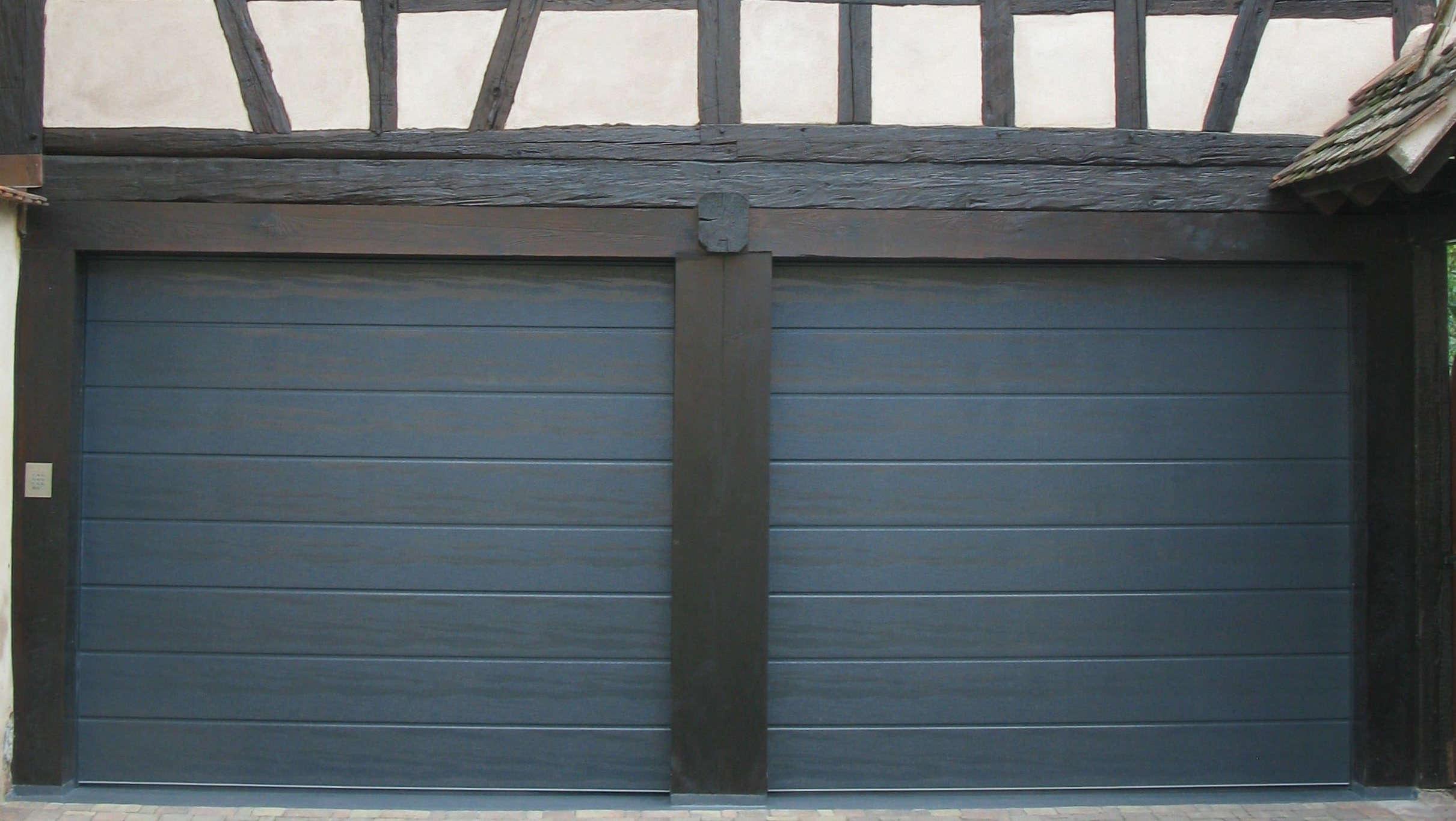 El gant motorisation porte de garage renaa conception - Motorisation porte de garage chamberlain ...
